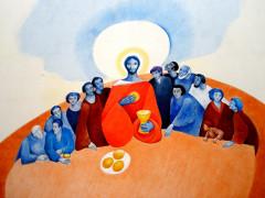 Gemeinschaftsgottesdienst mit Adventsfeier